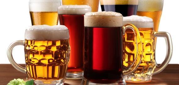 beer various