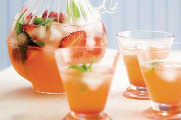 Strawberry Vodka Cup Recipe