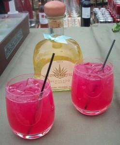 Valentines tequila cocktail2