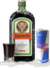 Red Bull & Jager